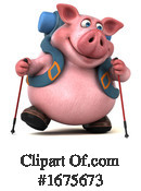 Pig Clipart #1675673 by Julos