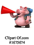 Pig Clipart #1675674 by Julos