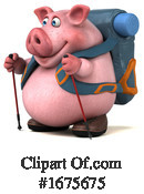 Pig Clipart #1675675 by Julos