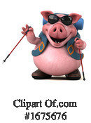 Pig Clipart #1675676 by Julos