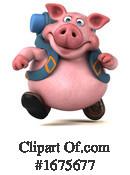 Pig Clipart #1675677 by Julos