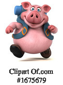 Pig Clipart #1675679 by Julos