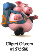 Pig Clipart #1675680 by Julos