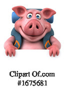 Pig Clipart #1675681 by Julos