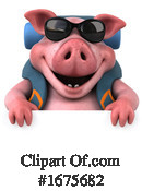 Pig Clipart #1675682 by Julos