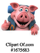 Pig Clipart #1675683 by Julos