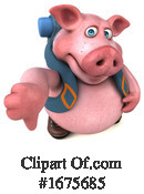 Pig Clipart #1675685 by Julos