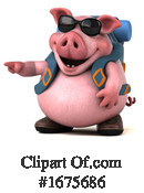 Pig Clipart #1675686 by Julos