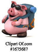 Pig Clipart #1675687 by Julos