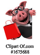 Pig Clipart #1675688 by Julos