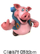 Pig Clipart #1710583 by Julos