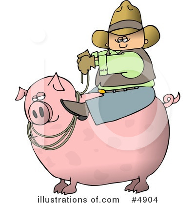Farmer Clipart #4904 by djart