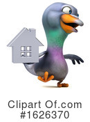 Pigeon Clipart #1626370 by Julos