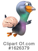Pigeon Clipart #1626379 by Julos
