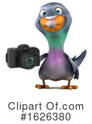 Pigeon Clipart #1626380 by Julos