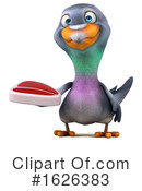 Pigeon Clipart #1626383 by Julos