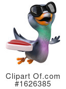 Pigeon Clipart #1626385 by Julos