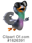Pigeon Clipart #1626391 by Julos