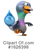 Pigeon Clipart #1626398 by Julos