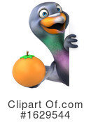 Pigeon Clipart #1629544 by Julos