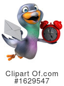 Pigeon Clipart #1629547 by Julos