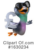 Pigeon Clipart #1630234 by Julos