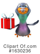 Pigeon Clipart #1630236 by Julos