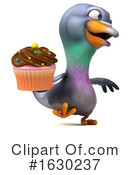 Pigeon Clipart #1630237 by Julos