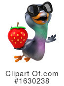 Pigeon Clipart #1630238 by Julos