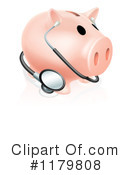 Piggy Bank Clipart #1179808