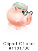 Piggy Bank Clipart #1181738