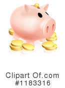 Piggy Bank Clipart #1183316