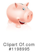 Piggy Bank Clipart #1198995