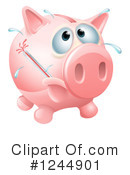 Piggy Bank Clipart #1244901