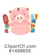 Piggy Bank Clipart #1499655 by BNP Design Studio