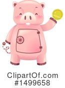 Piggy Bank Clipart #1499658 by BNP Design Studio