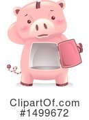 Piggy Bank Clipart #1499672 by BNP Design Studio