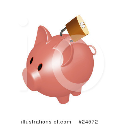 Money Clipart #24572 by KJ Pargeter
