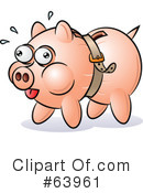 Piggy Bank Clipart #63961