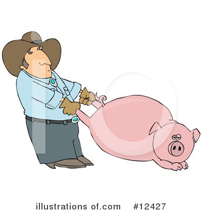 Farmer Clipart #12427 by djart