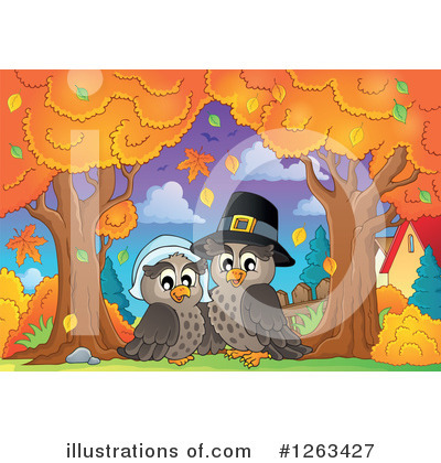 Thanksgiving Clipart #1263427 by visekart