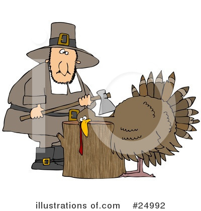 Thanksgiving Clipart #24992 by djart
