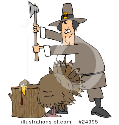 Thanksgiving Clipart #24995 by djart