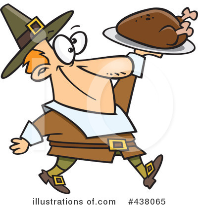 Pilgrim Clipart #438065 by toonaday