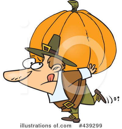 Pilgrim Clipart #439299 by toonaday