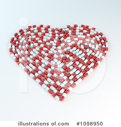 Pill Clipart #1098950 by Mopic