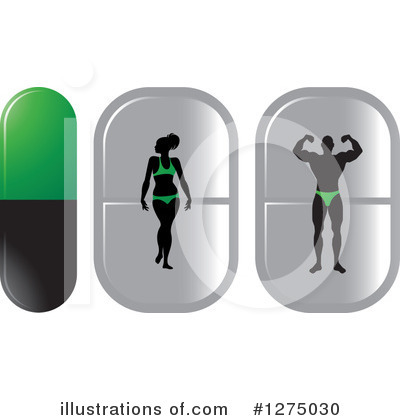 Pharmaceuticals Clipart #1275030 by Lal Perera