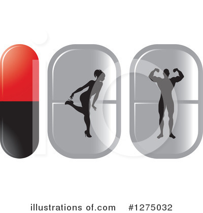 Pharmaceuticals Clipart #1275032 by Lal Perera
