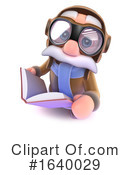 Pilot Clipart #1640029 by Steve Young