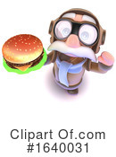 Pilot Clipart #1640031 by Steve Young